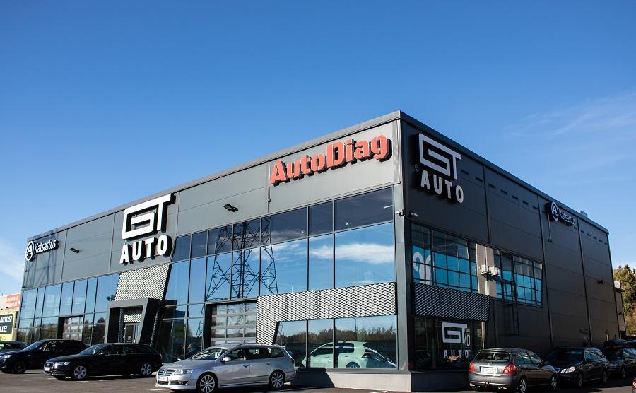 GT-Auto, Vantaa