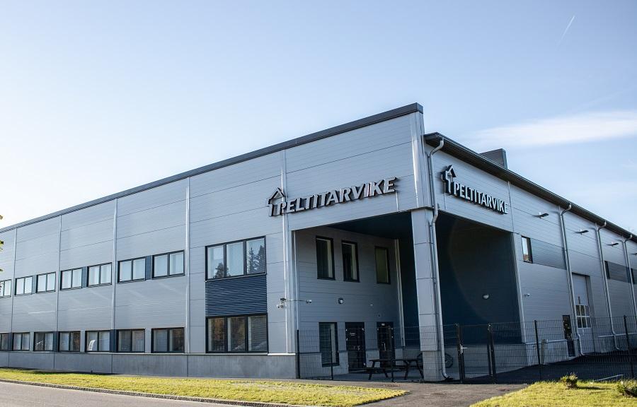 Peltitarvike Oy:n tilat, Helsinki